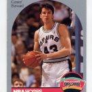 1990-91 Hoops Basketball #265 Frank Brickowski - San Antonio Spurs
