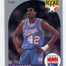 1990-91 Hoops Basketball #257 Pervis Ellison RC - Sacramento Kings