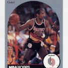 1990-91 Hoops Basketball #245 Clyde Drexler - Portland Trail Blazers