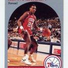 1990-91 Hoops Basketball #224 Ron Anderson - Philadelphia 76ers
