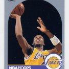 1990-91 Hoops Basketball #159 Byron Scott - Los Angeles Lakers