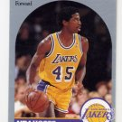 1990-91 Hoops Basketball #156 A.C. Green - Los Angeles Lakers