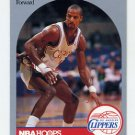 1990-91 Hoops Basketball #149 Ken Norman - Los Angeles Clippers