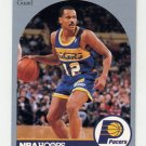1990-91 Hoops Basketball #134 Rickey Green - Indiana Pacers