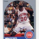 1990-91 Hoops Basketball #102 William Bedford RC - Detroit Pistons