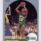 1990-91 Hoops Basketball #086 Derek Harper - Dallas Mavericks