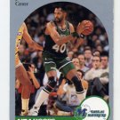 1990-91 Hoops Basketball #085 James Donaldson - Dallas Mavericks