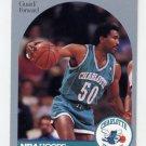 1990-91 Hoops Basketball #058 Robert Reid - Charlotte Hornets