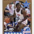 1990-91 Hoops Basketball #003 Joe Dumars - Detroit Pistons