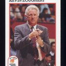 1991-92 Hoops Basketball #234 Kevin Loughery CO - Miami Heat