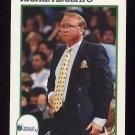 1991-92 Hoops Basketball #226 Richie Adubato CO - Dallas Mavericks