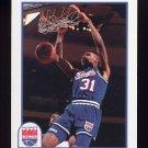 1991-92 Hoops Basketball #182 Duane Causwell - Sacramento Kings