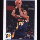 1991-92 Hoops Basketball #083 Vern Fleming - Indiana Pacers