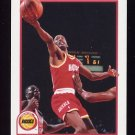 1991-92 Hoops Basketball #075 Sleepy Floyd - Houston Rockets