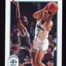 1991-92 Hoops Basketball #025 Kelly Tripucka - Charlotte Hornets