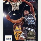 1993-94 Hoops Scoops Fifth Anniversary Gold #HS19 Nick Anderson - Orlando Magic