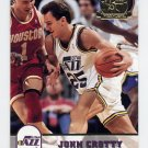 1993-94 Hoops Fifth Anniversary Gold #413 John Crotty - Utah Jazz