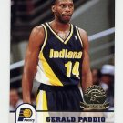 1993-94 Hoops Fifth Anniversary Gold #347 Gerald Paddio - Indiana Pacers