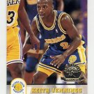 1993-94 Hoops Fifth Anniversary Gold #339 Keith Jennings - Golden State Warriors