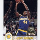 1993-94 Hoops Fifth Anniversary Gold #338 Jeff Grayer - Golden State Warriors