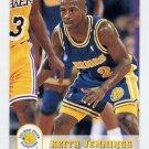 1993-94 Hoops Basketball #339 Keith Jennings - Golden State Warriors