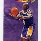 1995-96 Hoops Basketball #392 Nick Van Exel - Los Angeles Lakers