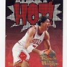 1995-96 Hoops Basketball #375 Toni Kukoc - Chicago Bulls