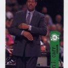 1995-96 Hoops Basketball #334 M.L. Carr CO - Boston Celtics