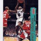 1995-96 Hoops Basketball #147 Avery Johnson - San Antonio Spurs