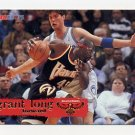 1995-96 Hoops Basketball #005 Grant Long - Atlanta Hawks