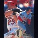 1994 Flair Baseball #429 Gregg Jefferies - St. Louis Cardinals