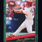 1994 Post Baseball #28 Gregg Jefferies - St. Louis Cardinals