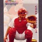 1994 Ted Williams Baseball #129 Chad Mottola - Cincinnati Reds