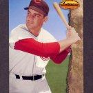 1994 Ted Williams Baseball #022 Ted Kluszewski - Cincinnati Reds