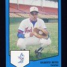 1989 Procards Baseball #1240 Gilberto Reyes - Indianapolis Indians