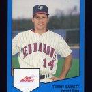 1989 Procards Baseball #0725 Tommy Barrett - Scranton/Wilkes-Barre Red Barons