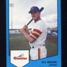 1989 Procards Baseball #0533 Bill McGuire - Calgary Cannons