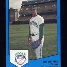 1989 Procards Baseball #0041 Tim Watkins - Denver Zephyrs