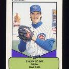 1990 Procards AAA Baseball #619 Shawn Boskie - Iowa Cubs