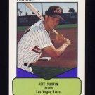 1990 Procards AAA Baseball #020 Jeff Yurtin - Las Vegas Stars