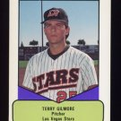 1990 Procards AAA Baseball #001 Terry Gilmore - Las Vegas Stars