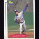 1991 Classic/Best Baseball #352 Lance Painter - Waterloo Diamonds