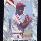 1991 Classic Four Sport Baseball #093 Buck McNabb - Houston Astros