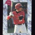 1991 Classic Four Sport Baseball #065 Benji Gil - Texas Rangers