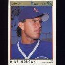 1992 O-Pee-Chee Premier Baseball #180 Mike Morgan - Chicago Cubs