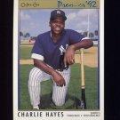 1992 O-Pee-Chee Premier Baseball #006 Charlie Hayes - New York Yankees