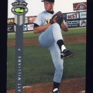 1992 Classic Four Sport Baseball #298 Matt Williams - Cleveland Indians