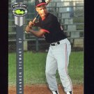 1992 Classic Four Sport Baseball #239 Shannon Stewart - Toronto Blue Jays