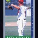 1993 Classic / Best Baseball #238 John Pricher - Palm Springs Angels