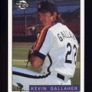 1993-94 Excel Baseball #200 Kevin Gallaher - Houston Astros